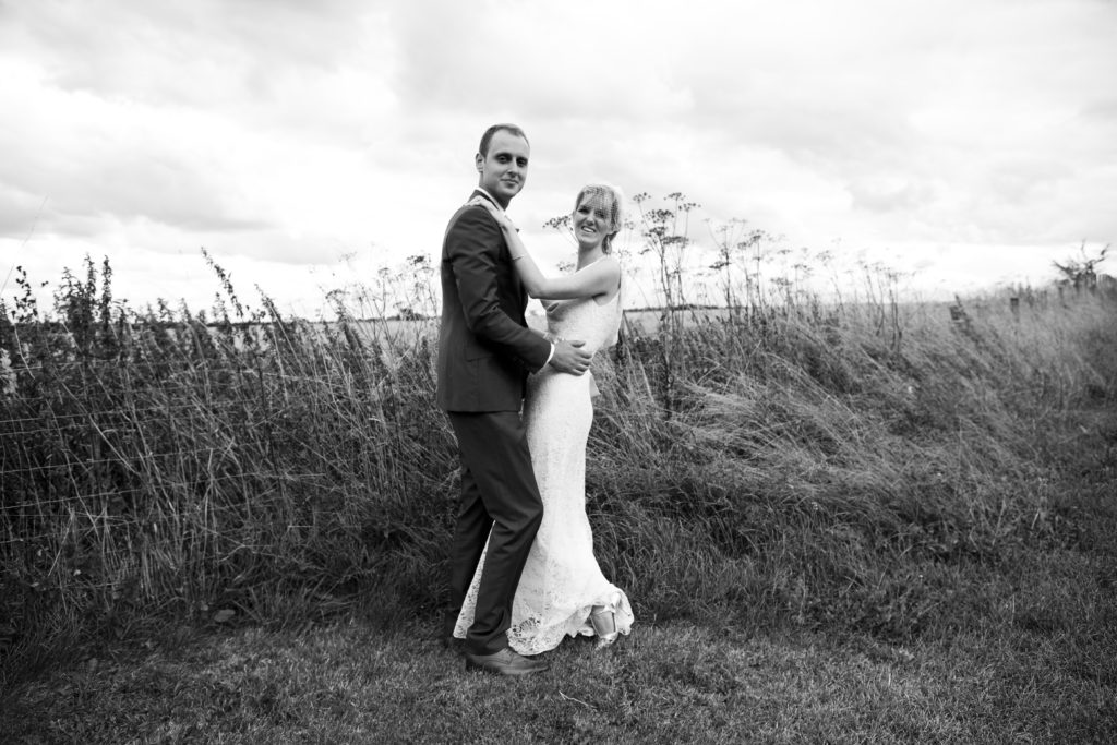 Charlotte and Leon Buxton wedding day