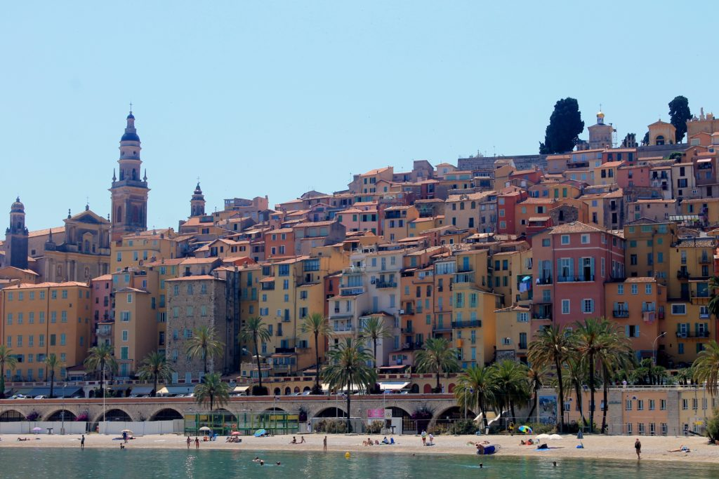 What to do and where to eat in Menton
